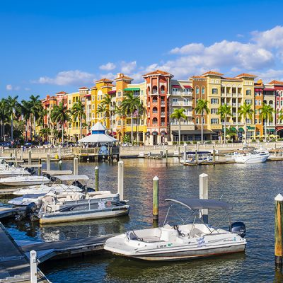 The Bayfront of Naples