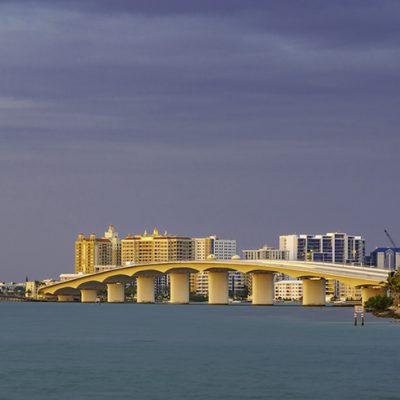 Sarasota, Florida.