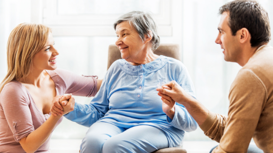 When Caregiving Becomes Too Much