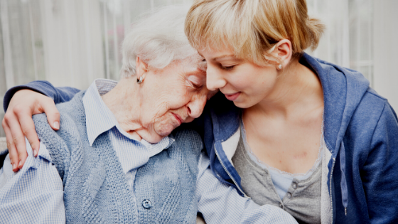 How to help an aging loved one with a mental illness
