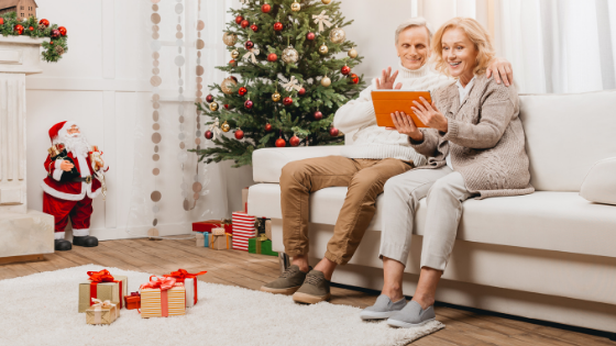 How to Safely Celebrate the Holidays with Aging Loved Ones